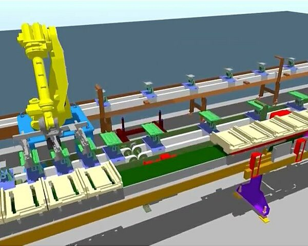 demo3d - lingl dachziegel simulation SimPlan AG